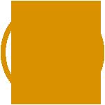 Circle Star Gold icon