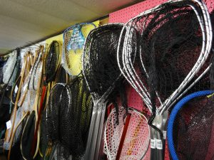 Fishing Nets at Kenkraft