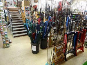 Fishing Rods & Cases at Kenkraft
