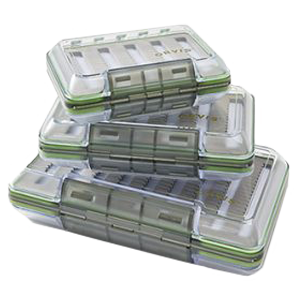 Fly fish boxes icon