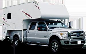 Ford camper unit icon