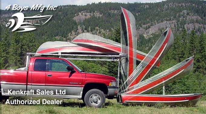 Load-My-Boat Front Loader Promo 4-Boys Mfg at Kenkraft Sales, Vernon, BC