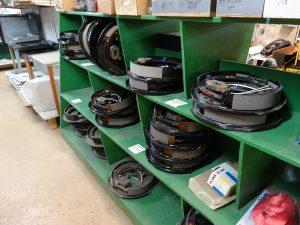 RV brakes