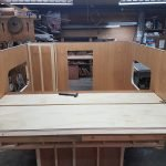 Custom Build RV Camper Early Stages