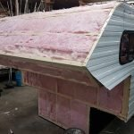 Custom Build RV Camper Exterior Insulation