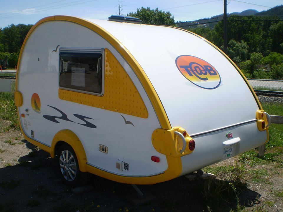 2008 TAB Recreational Trailer – Model T16Q