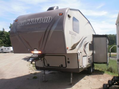 2013 Forest River Rockwood Signature Ultra Lite 8265 WS