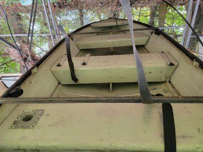 12′ Aluminum Harbourcraft