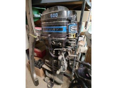 Mercury 50 hp 2-Stroke