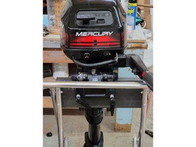 Mercury 9.9 hp 4-Stroke