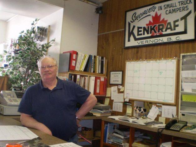 Kenkraft parts representative
